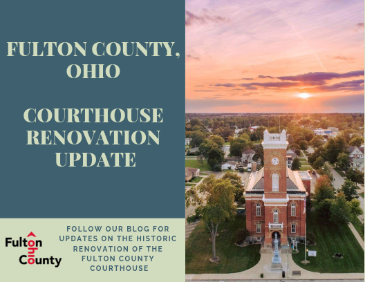 Fulton County Courthouse Renovation Updates Image