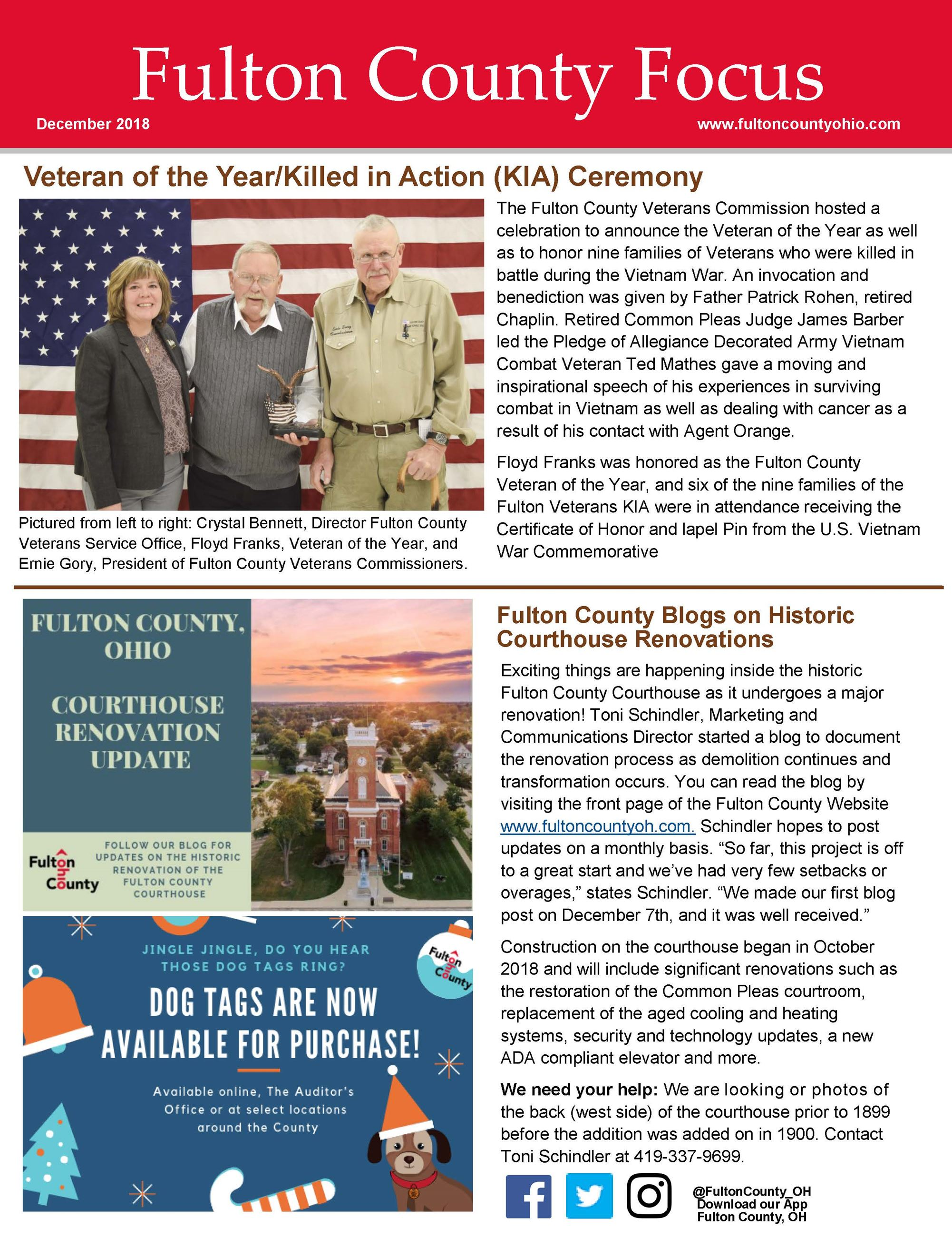 Fulton County Focus December 2018
