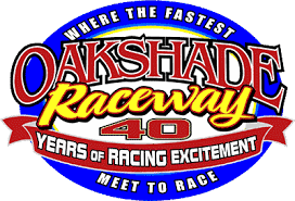 Oakshade Raceway: Events every week from April 27 to September 28