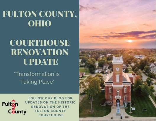 Fulton County Courthouse Renovation Updates