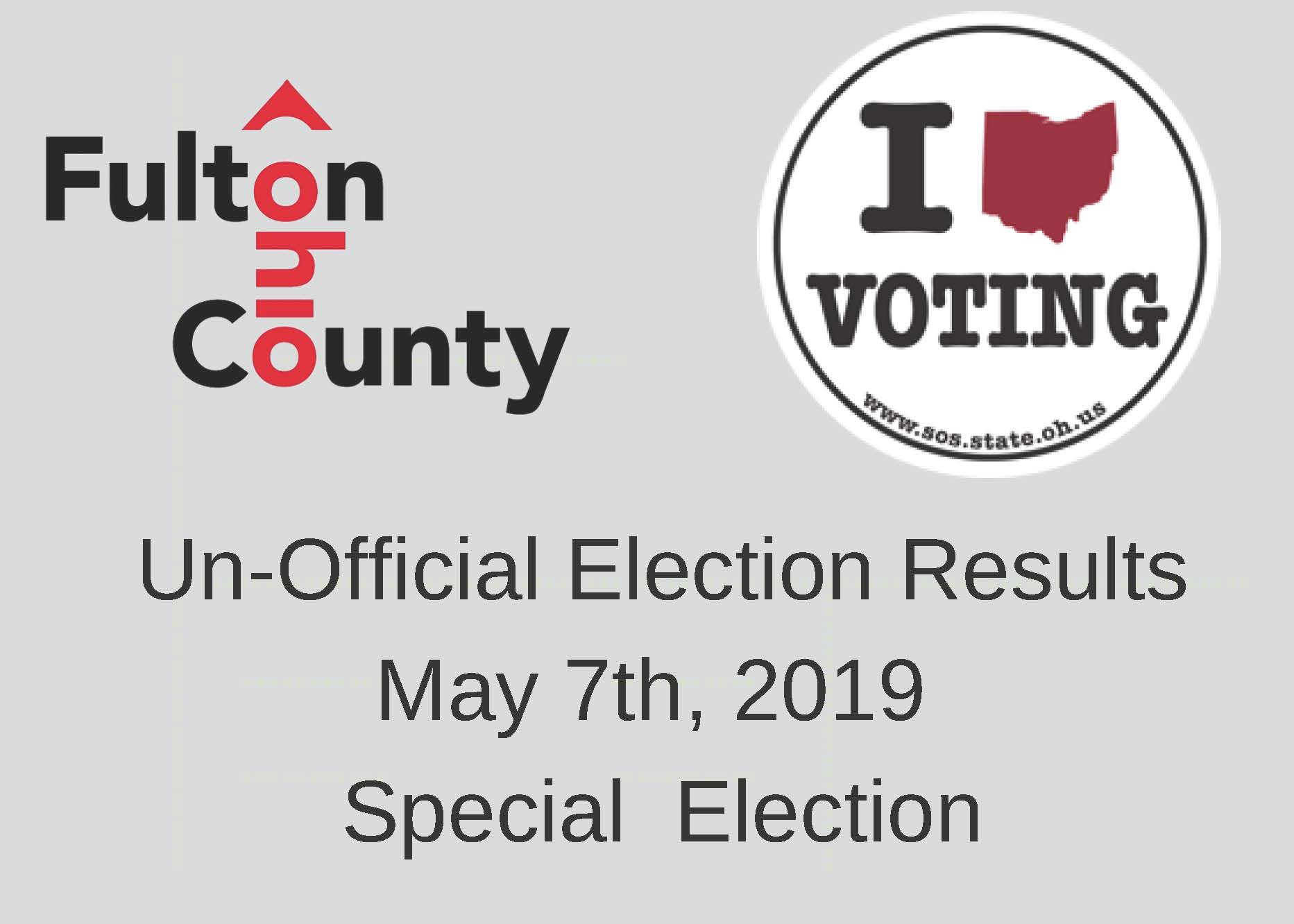 Unofficial Election Results May 8th, 2018 (5)