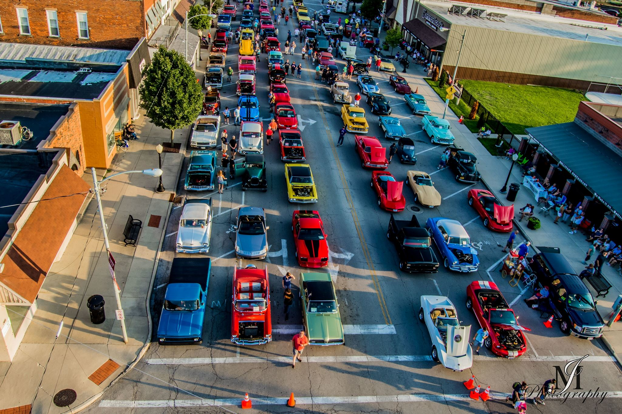 Wauseon Cruise Night, Downtown Wauseon, Every Tuesday 6PM- 9PM through August