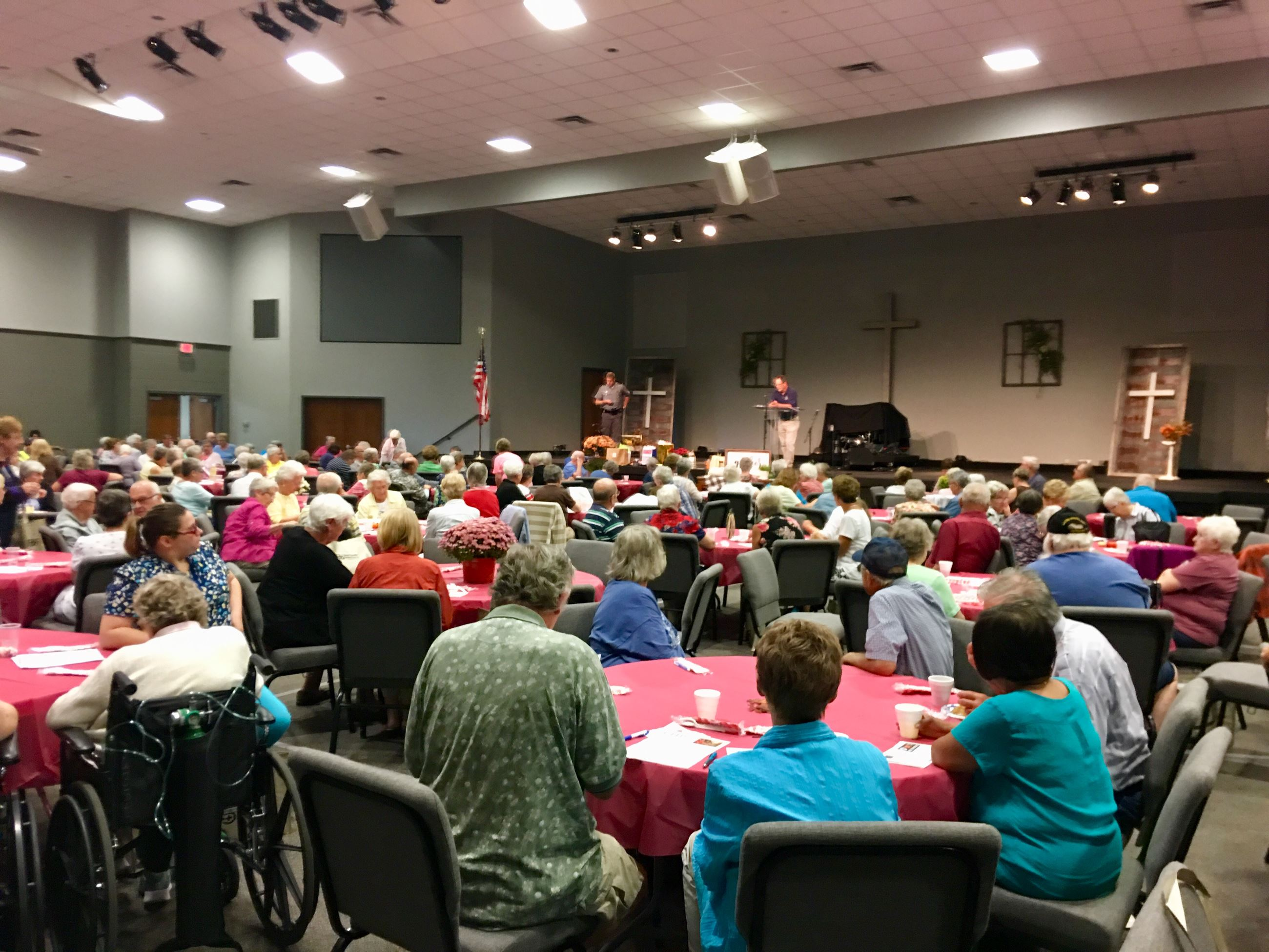 11th Annual Senior Road to Wellness