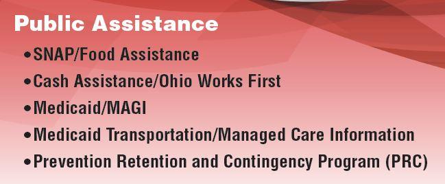 Fulton County Job Family Services Public Assistance