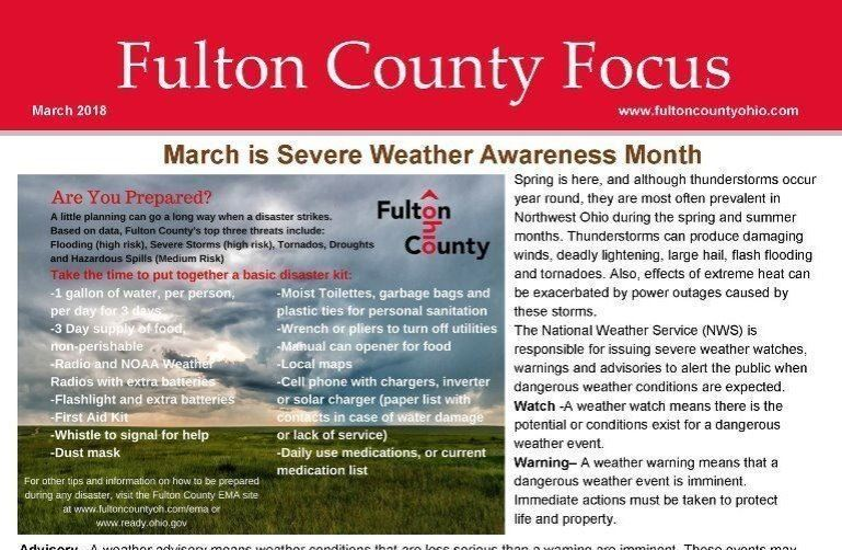 Fulton County Focus March 2018