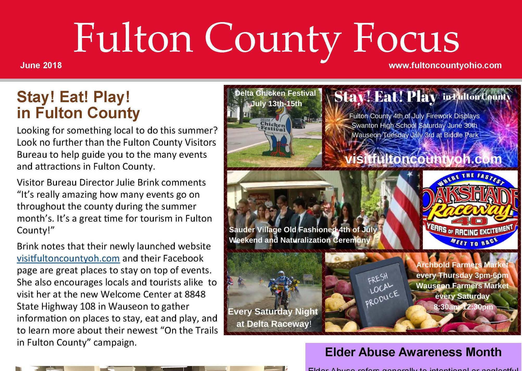 Fulton County Focus promotion image