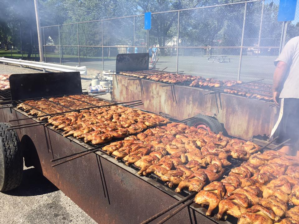 Lyons 60th Annual Chicken BBQ, July 27-29, Djs Volleyball and Softball tournaments