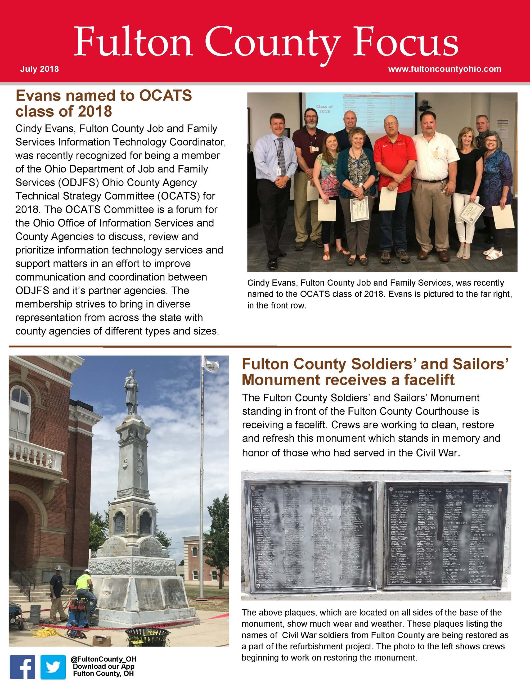 Fulton County Focus July 2018
