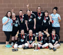 Special Olympics Volleyball Team