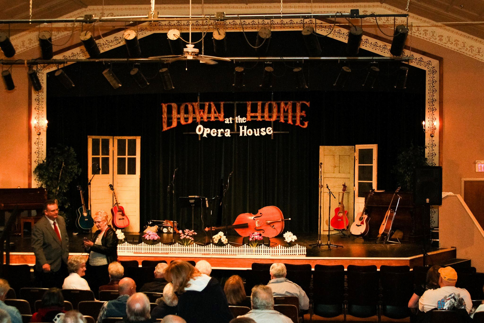 Down Home at the Fayette Opera House Image