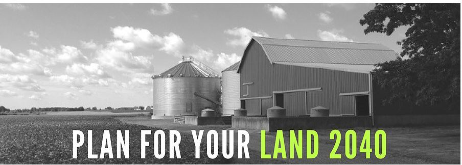 Plan for your Land 2040 Image