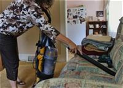 Housekeeping services for the Fulton County Senior Center