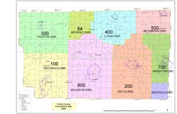 Fulton County OH Official Website GIS Maps - County maps of ohio